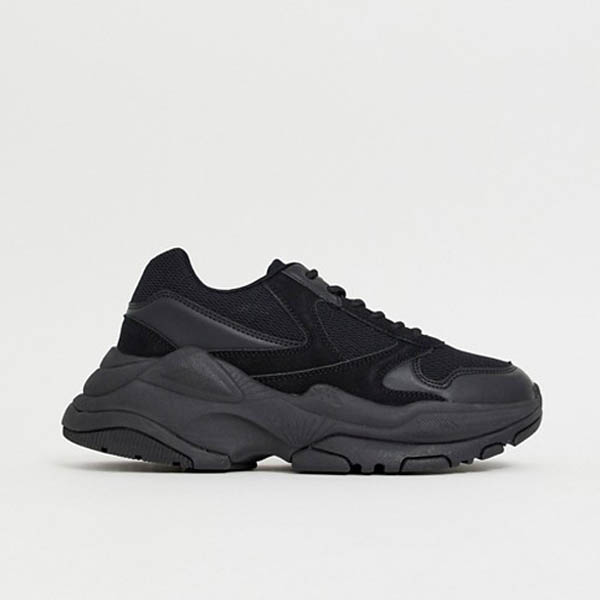 ASOS Chunky Sole Trainer for men