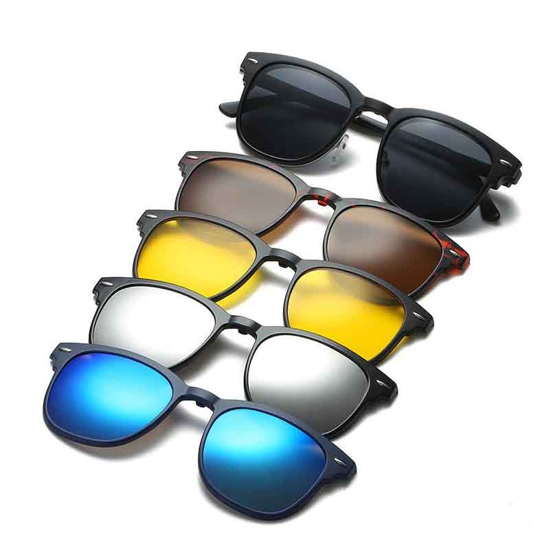 Men's clip on sunglasses fashion in 2020
