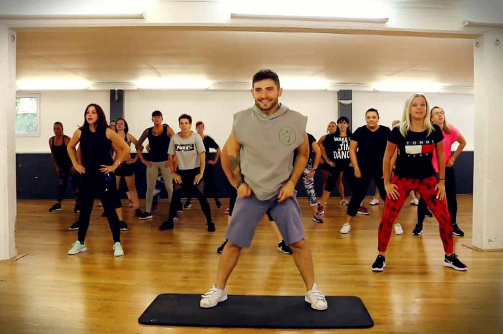 What is Zumba for men