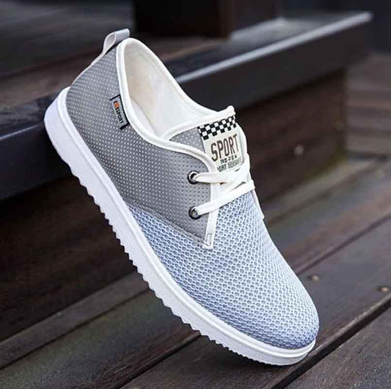 men's breathable summer shoes