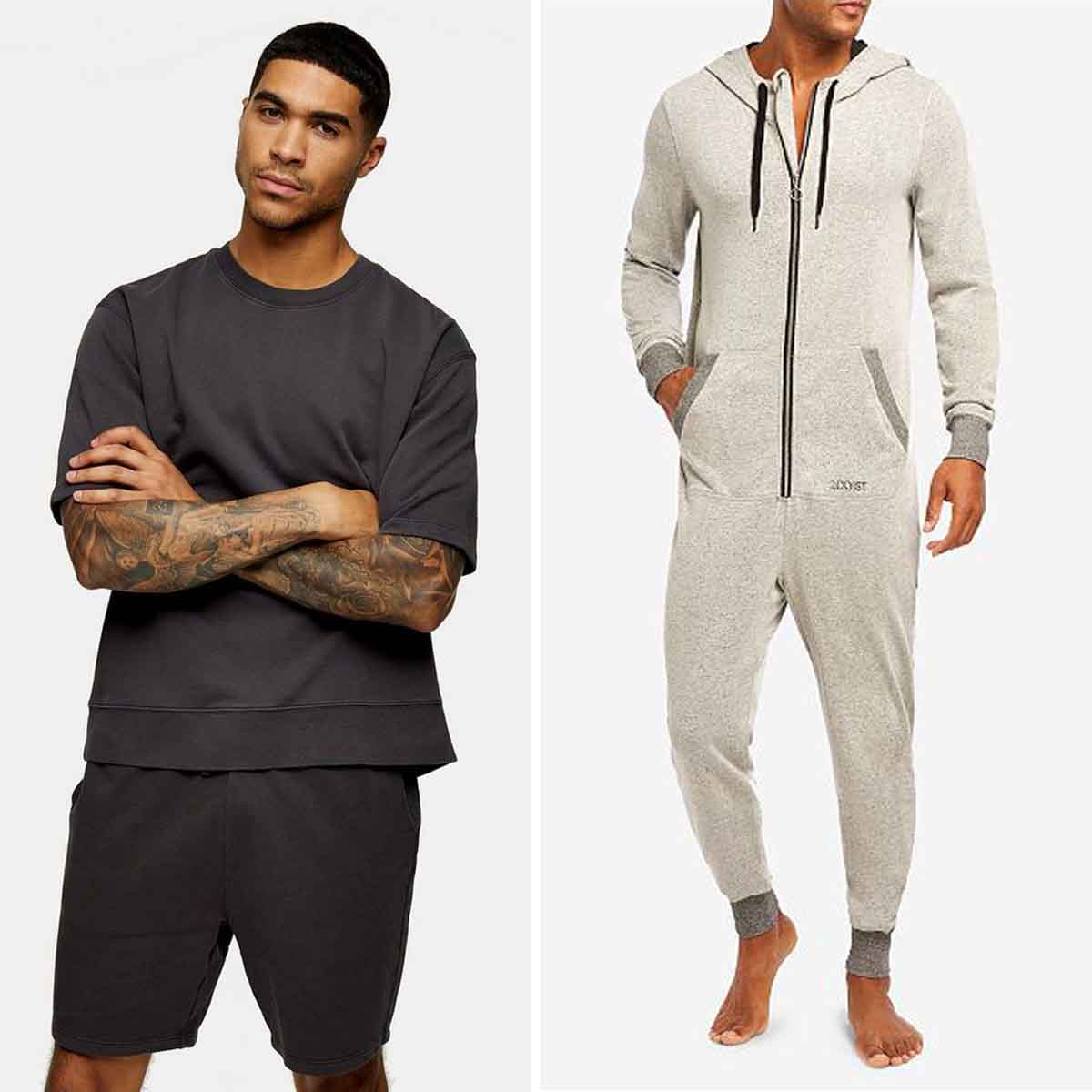 Indian men loungewear athleisure Co-ords