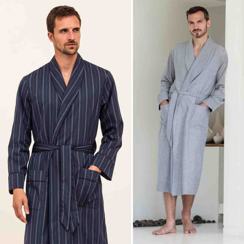 Indian men loungewear Dressing Gown