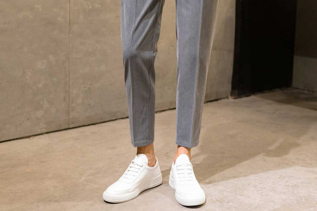 Men's Ankle-length Pants Fashion