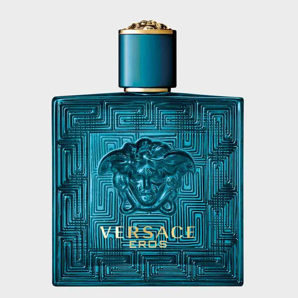 Summer perfume The Versace Eros for men