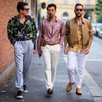 What are the men;s street fashion trends in India 2020