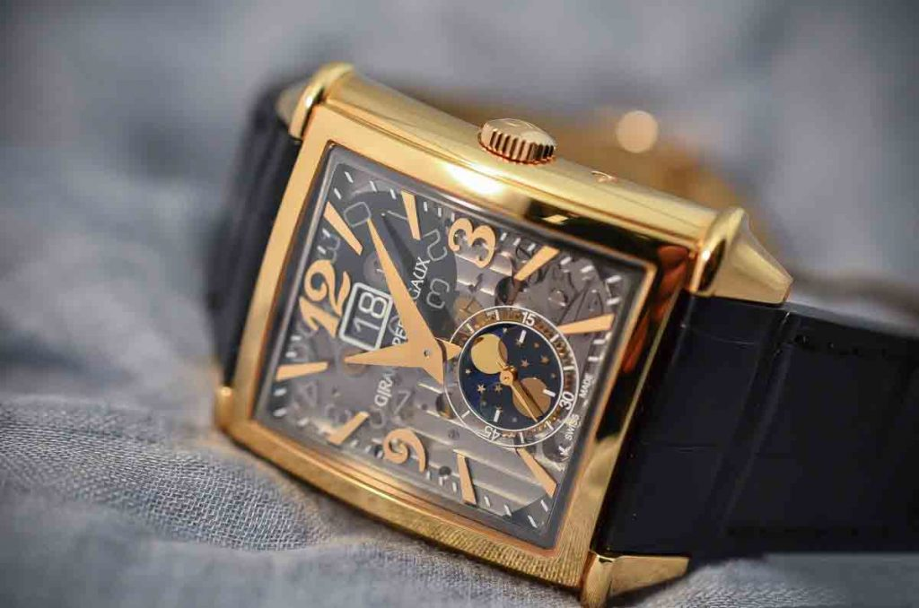 best luxury watches for men- Girard-Perregaux Vintage 1945