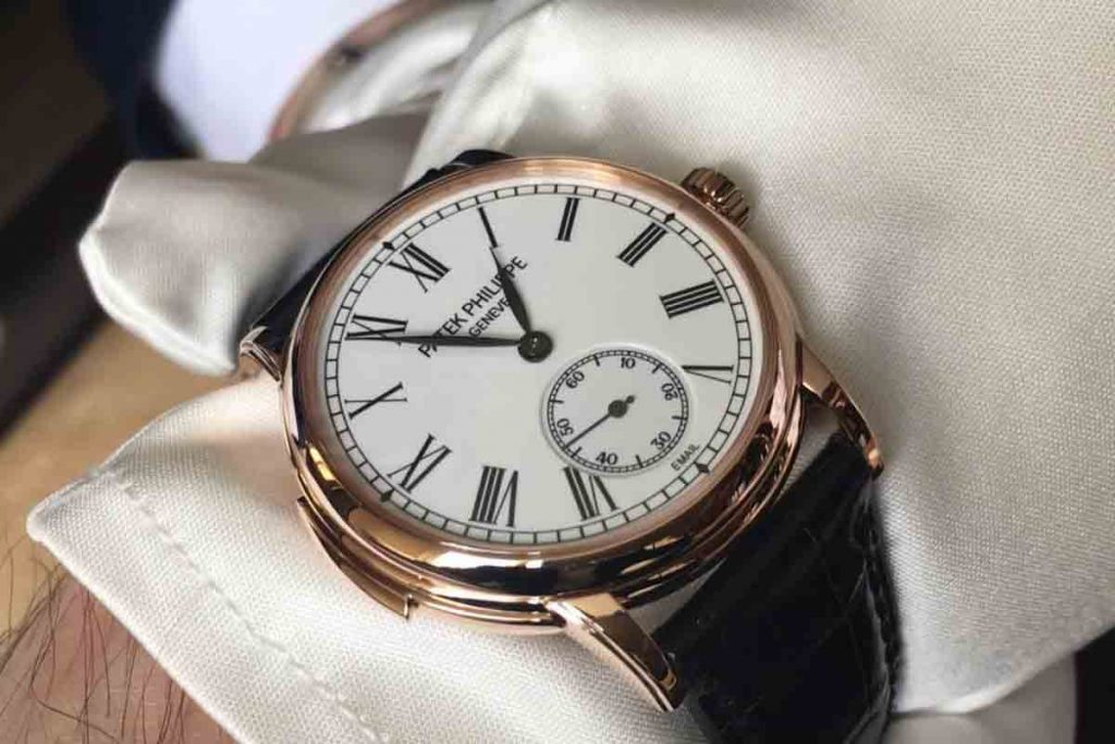 best luxury watch Patek Philippe & Co. 5078R-001