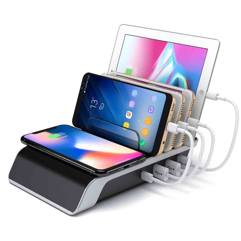 essential gadget USB charging station