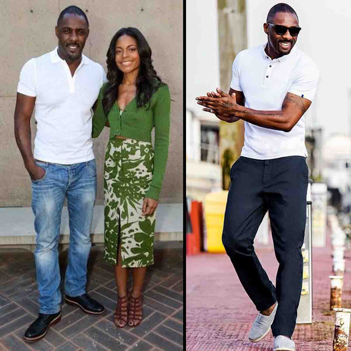 how dark skin tone men should dress up for a date night
