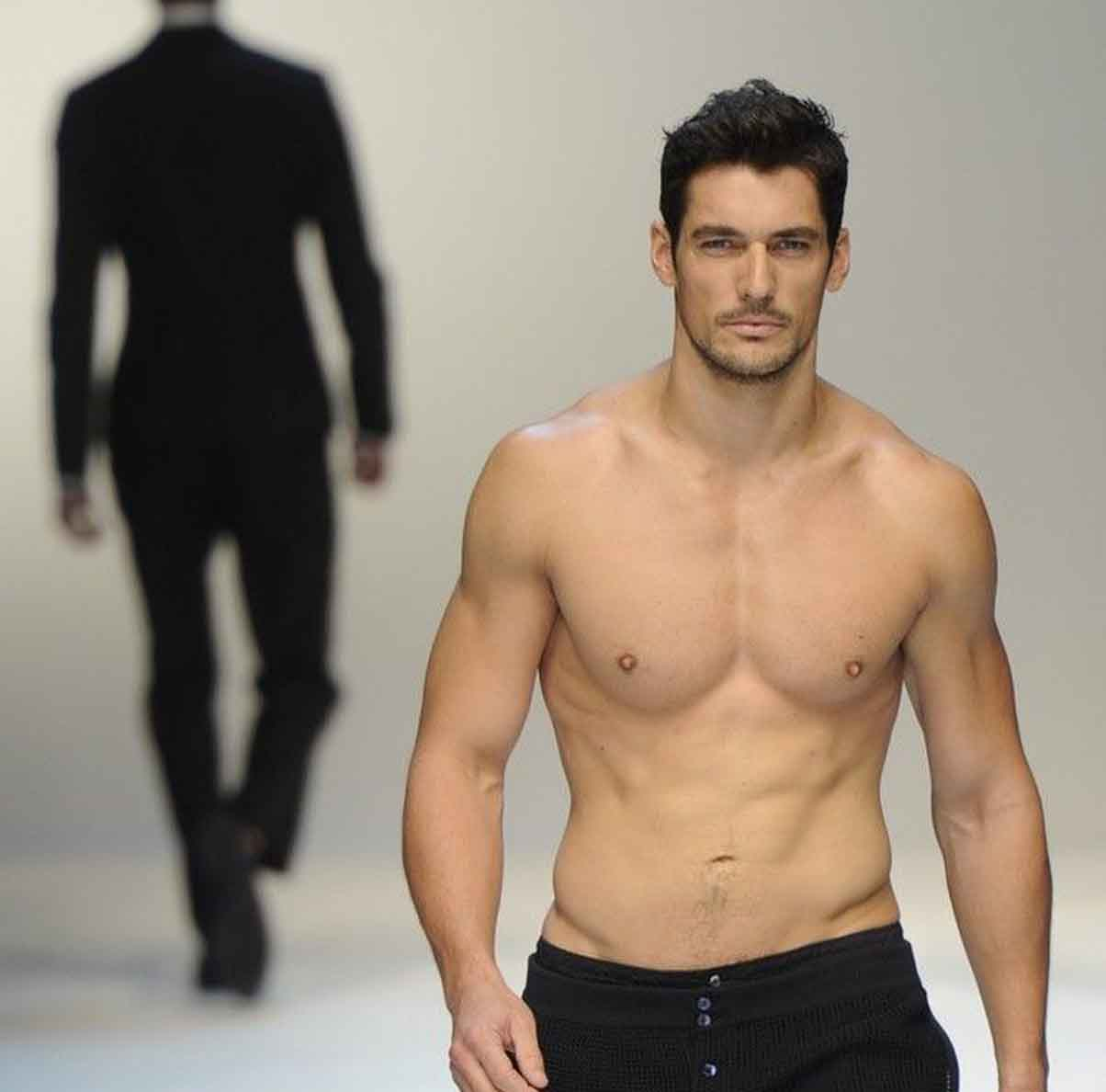 how to build confidence while walking on the ramp
