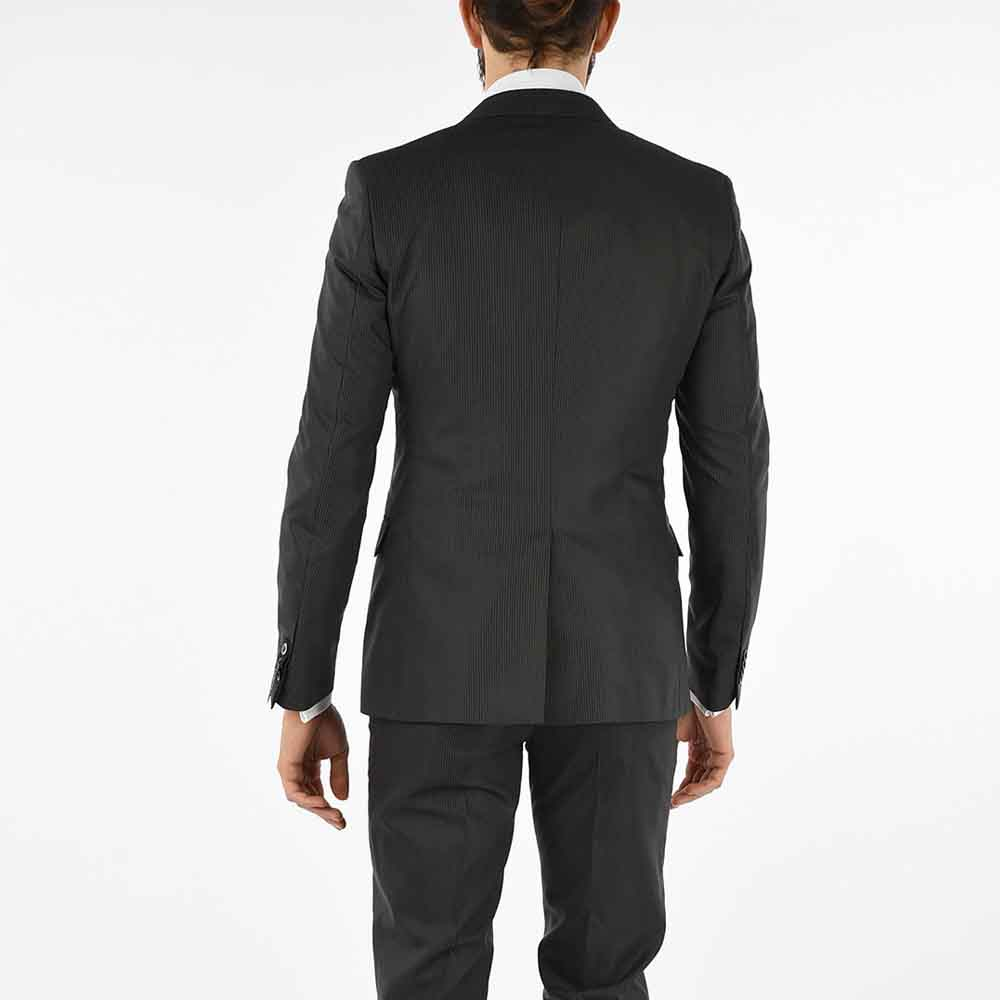 men's center vent suit