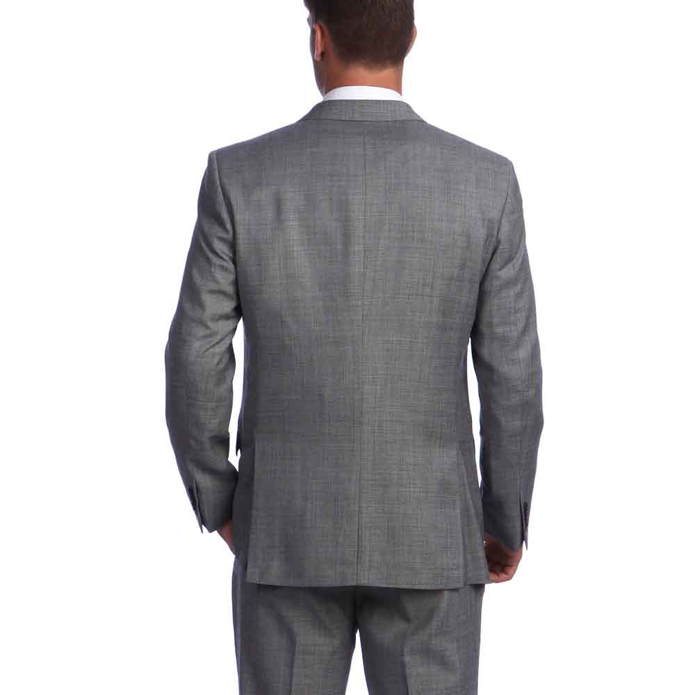 men's side vent suit
