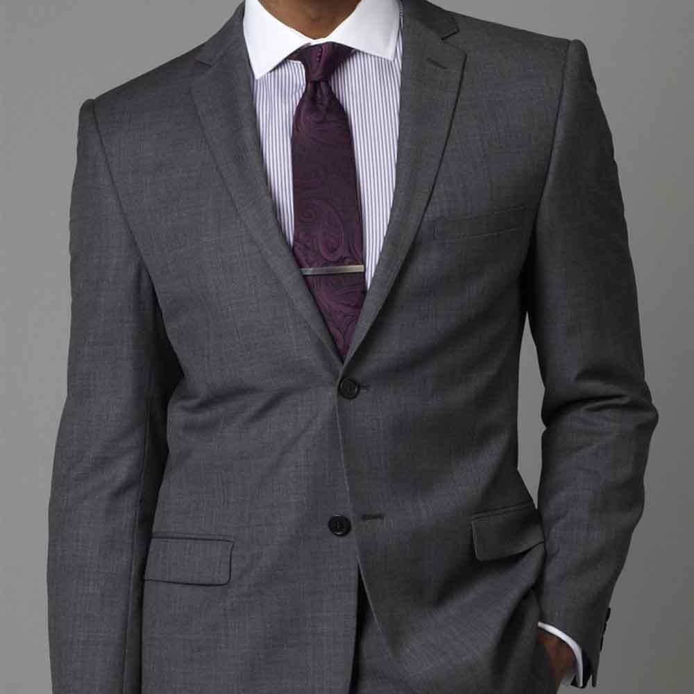 men's single breasted suit
