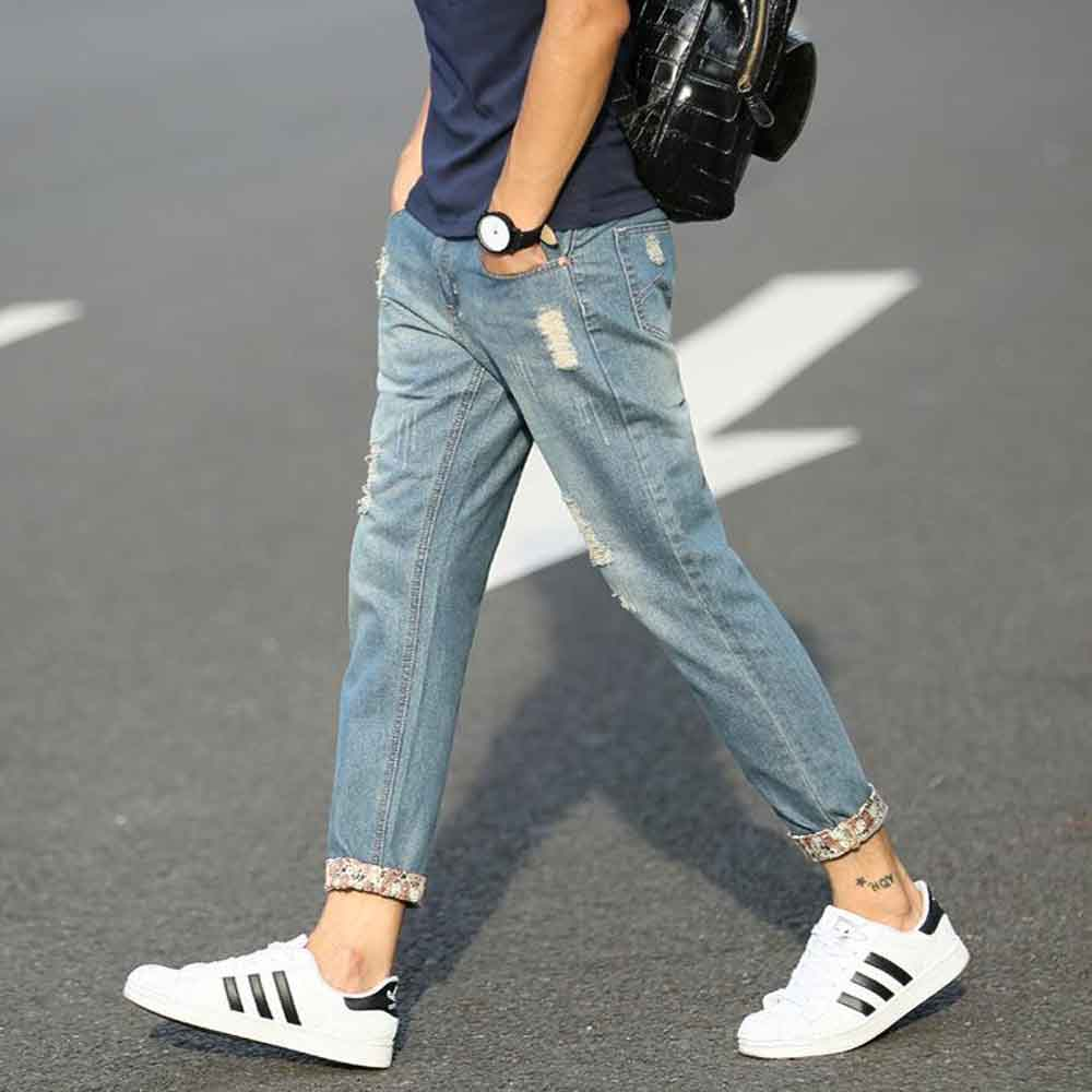 what are ankle length pants for men