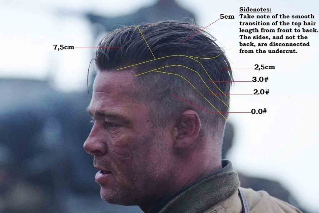 Best Brad Pitt Hairstyles You Must Try