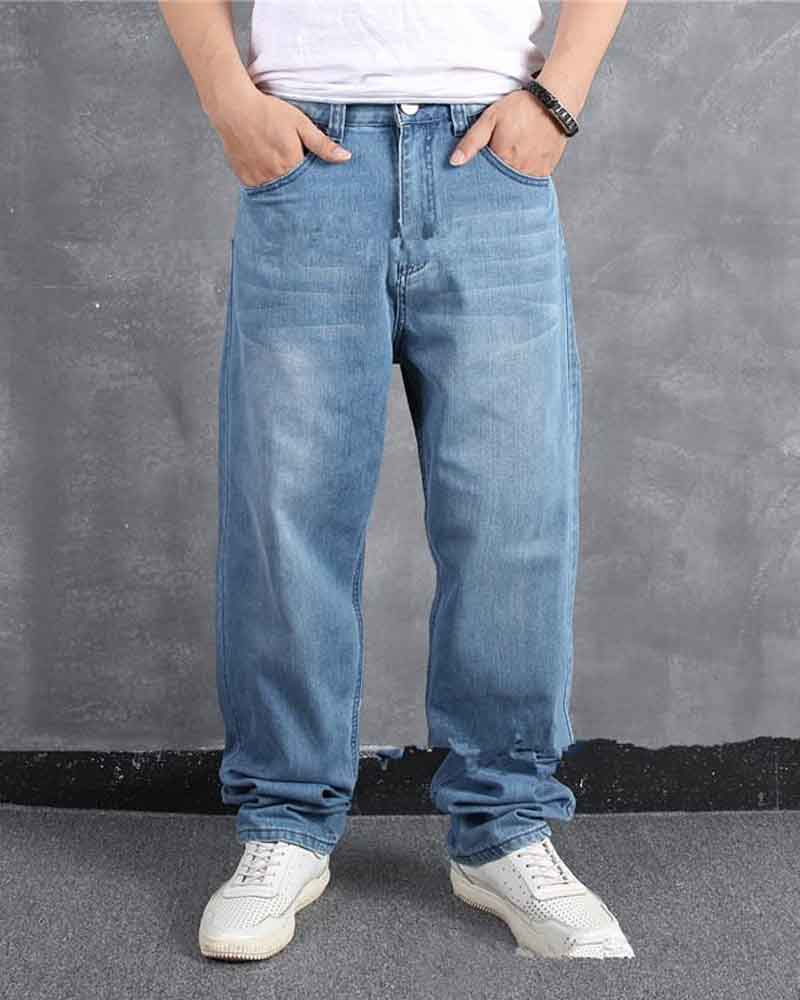 Baggy Fit Jeans For Men With Fat Bottom