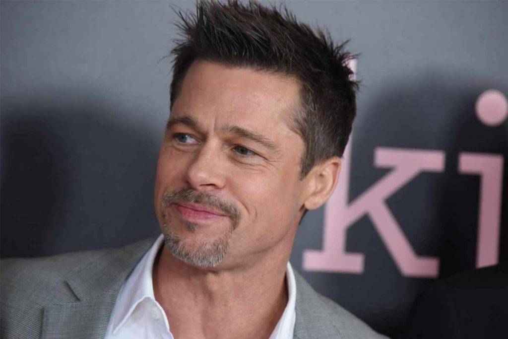 How To Get A Hairstyle Like Brad Pitt