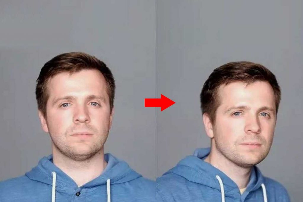 How To Hide A Double Chin In Photos For Men