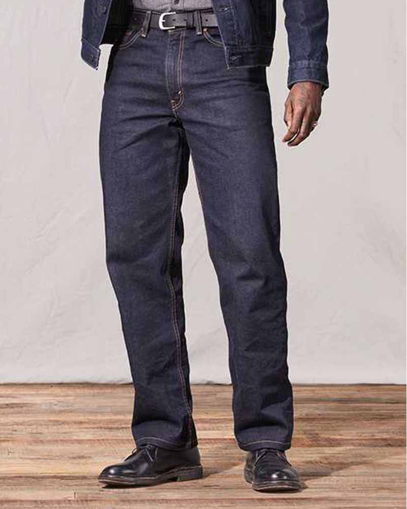 Relaxed Fit Jeans For Bodybuilders With Big Thighs