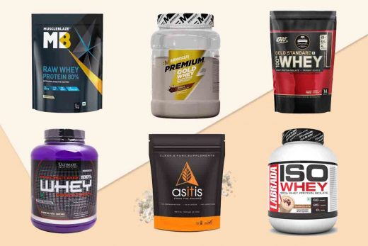 15 Best Whey Protein For Men In India 2020