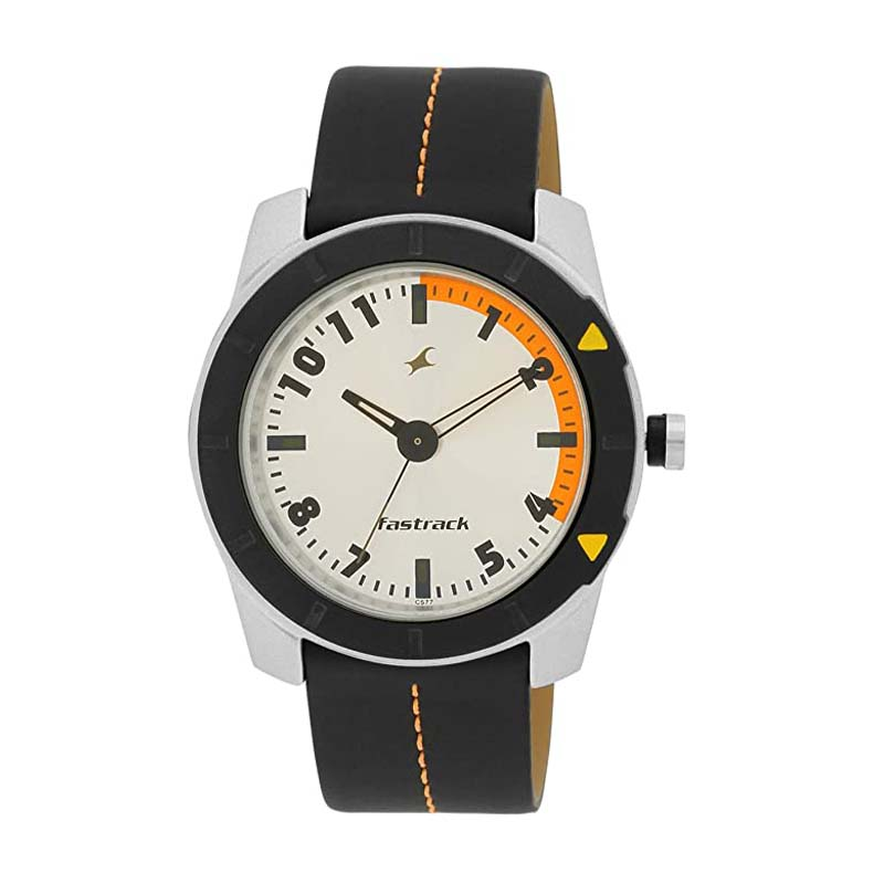 Fastrack Analog Multi-Colour Dial Men's Watch