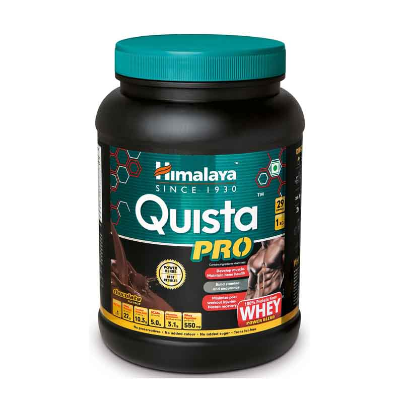 Best whey protein for men - Himalaya Quista Pro Advanced Whey Protein Powder