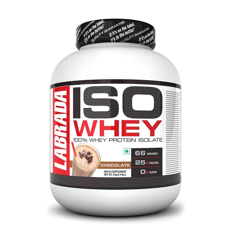 Best whey protein for men - Labrada ISO WHEY 100% Protein