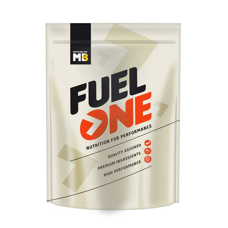 Muscle Blaze Fuel One Whey Protein Immunity+