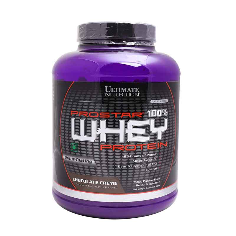 Best whey protein for men - Ultimate Nutrition Prostar 100% Whey Protein