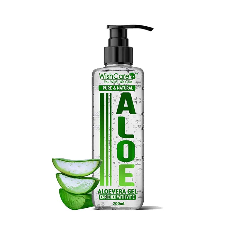 alo vera gel is one of the best alternatives to shaving cream