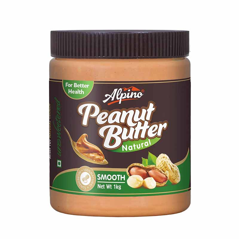 men can shave hair with smooth peanut butter