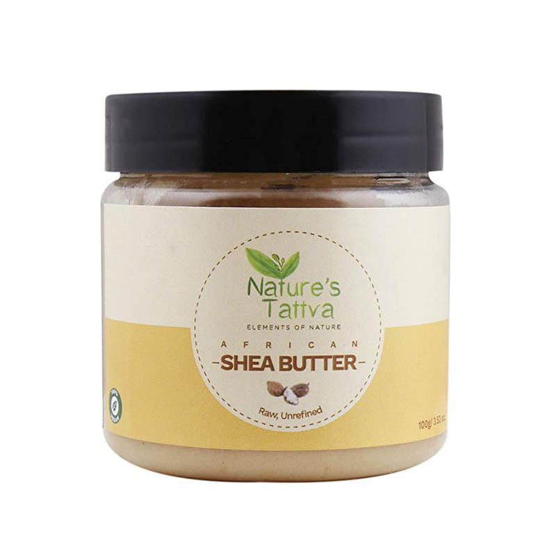 shea butter is a perfect alternative to shaving foam