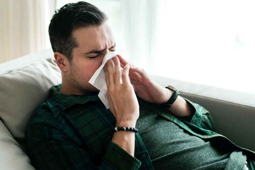 5 Ayurvedic tips to get rid of monsoon flu