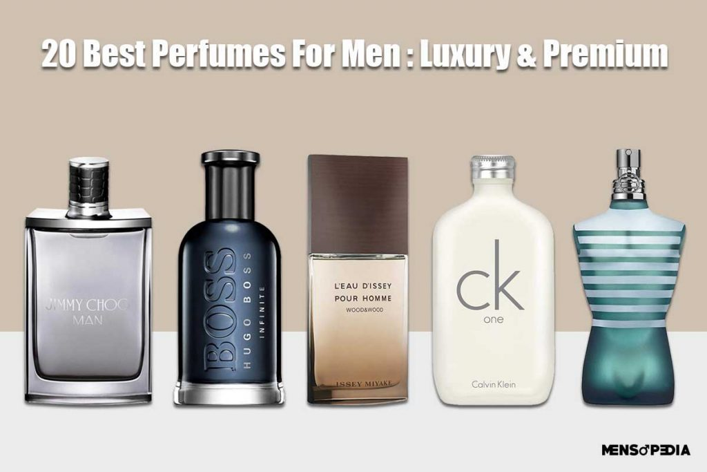 Best Perfumes For Men In India 2020, Both Luxury And Premium