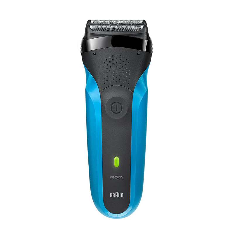 Braun Series 3 310s Rechargeable Wet & Dry Electric Shaver