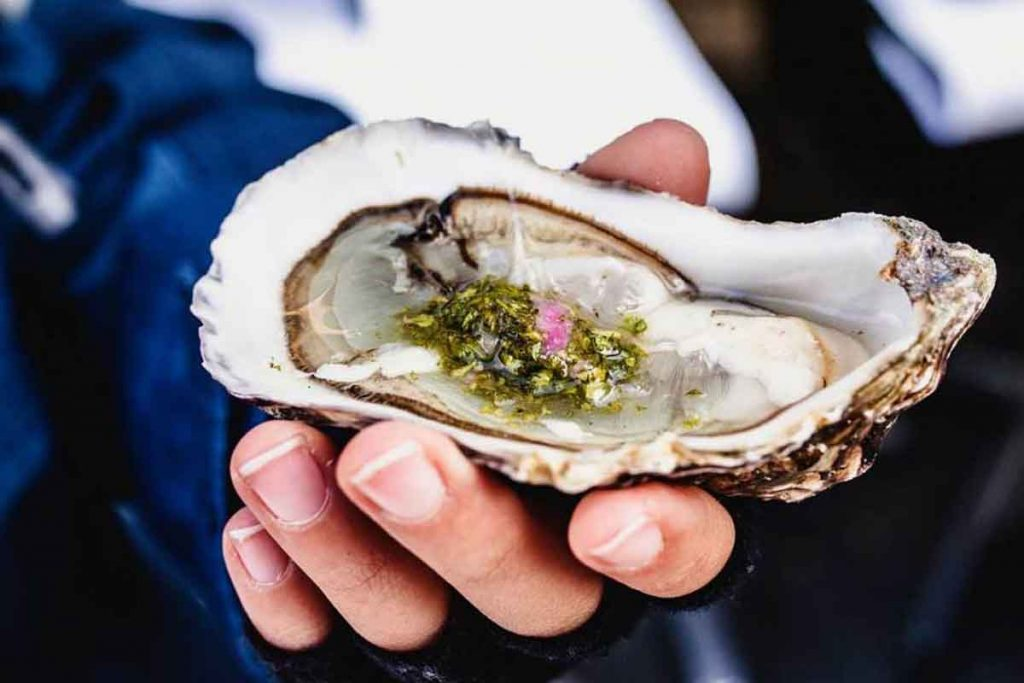 Oysters - Foods that increase testosterone levels in men