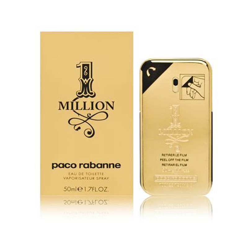 best perfumes for men - Paco Rabanne 1 Million Eau de Toilette