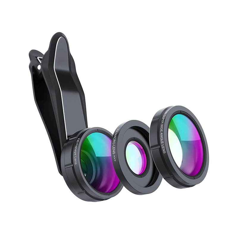 SKYVIK SIGNI 3 In 1 Mobile Camera Lens Kit