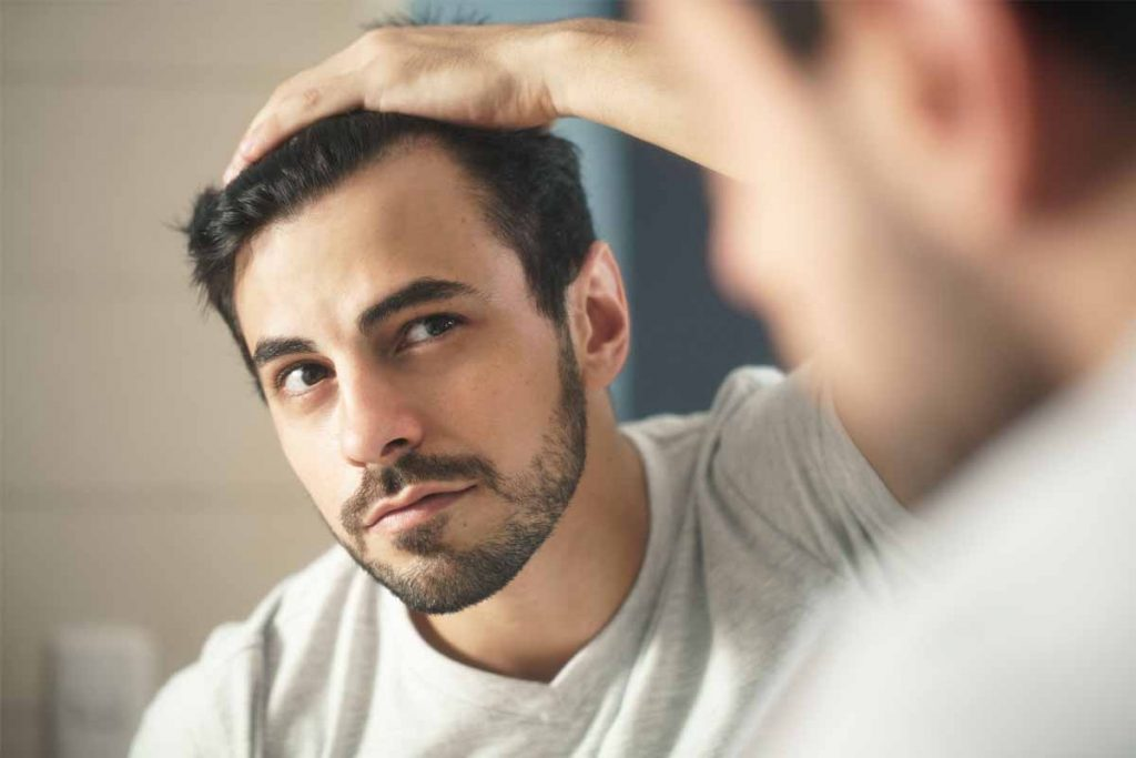 What Are The Main Reasons For Hair Loss In Men
