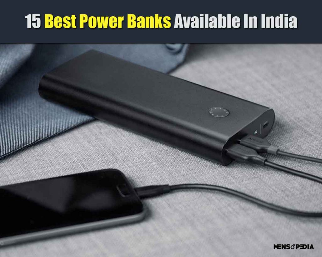 15 Best Affordable Power Banks Available In India