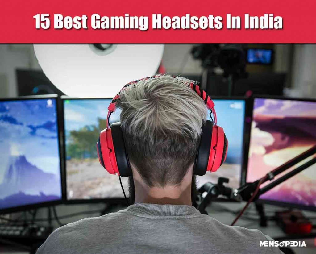15 Best Gaming Headsets In India For Professional Gamers