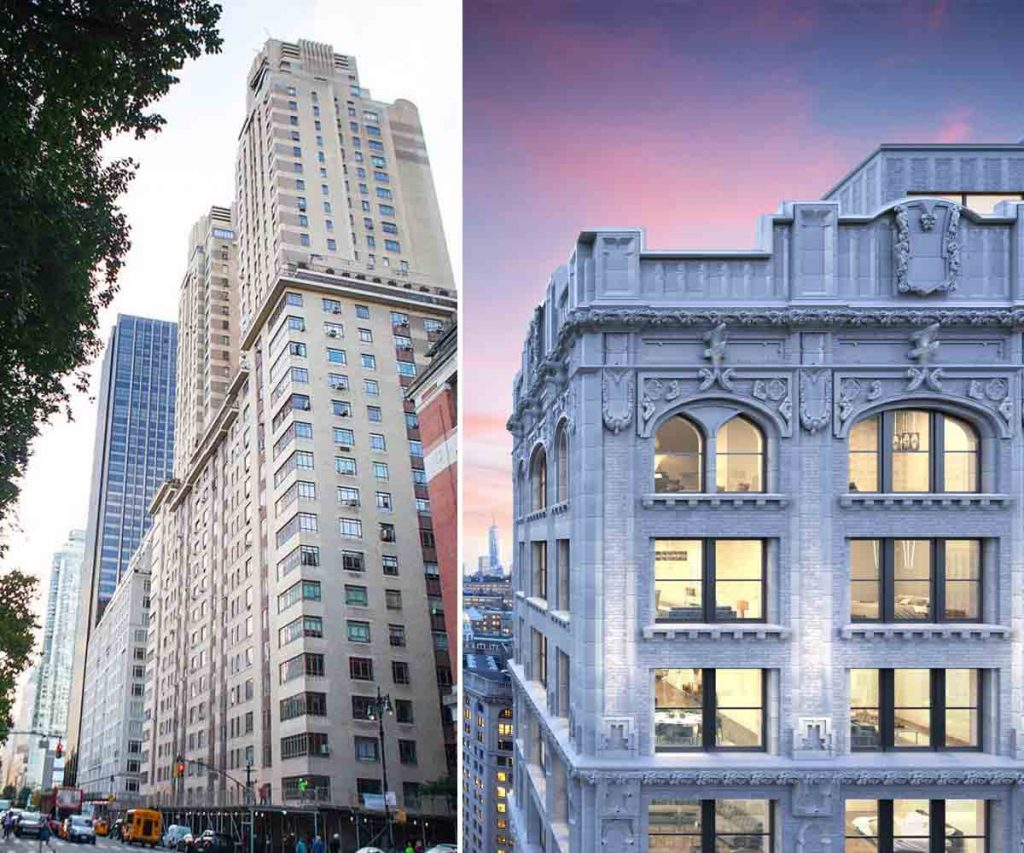 5 Ridiculously Expensive Things Owned By Jeff Bezos - NY Penthouse Mansion