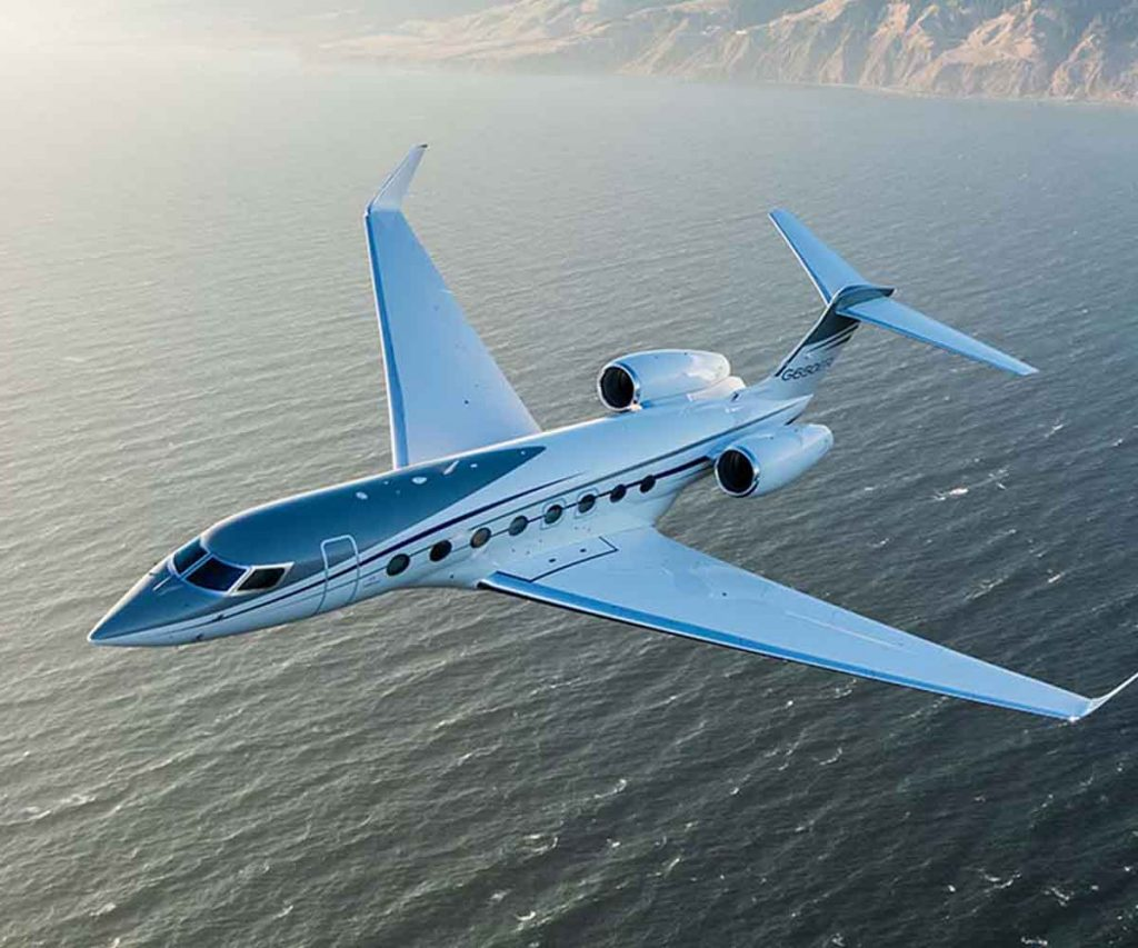 5 Ridiculously Expensive Things That Jeff Bezos Owns - Gulfstream G650ER