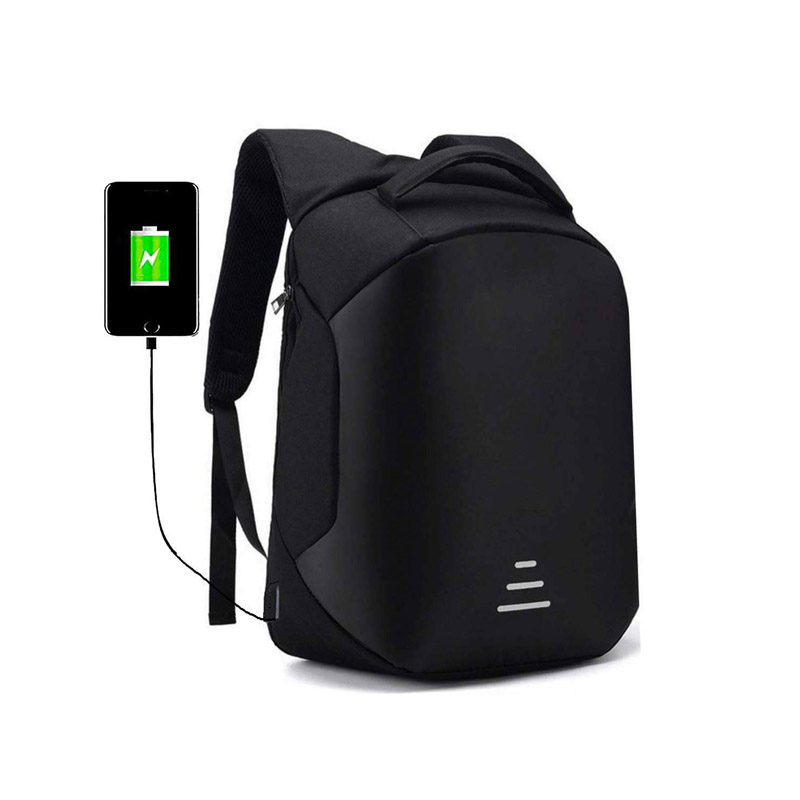 Awestuffs Polyester Anti-Theft Premium Backpack