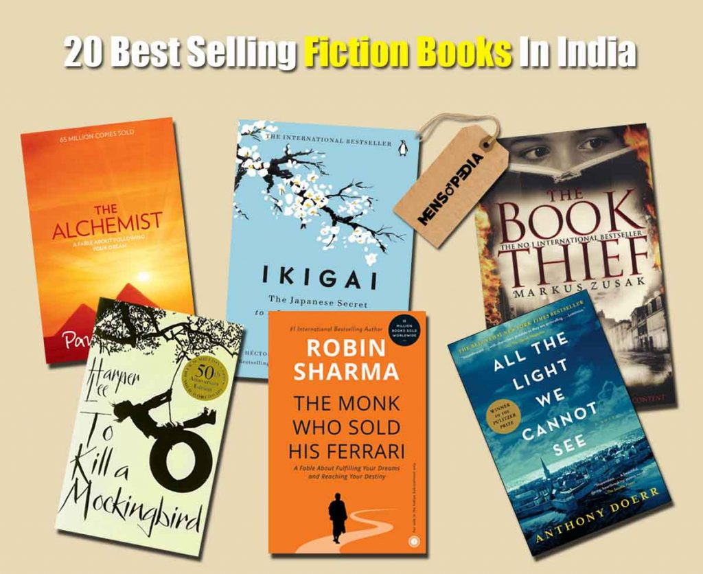 Best Selling Fiction Books In India You Must Read