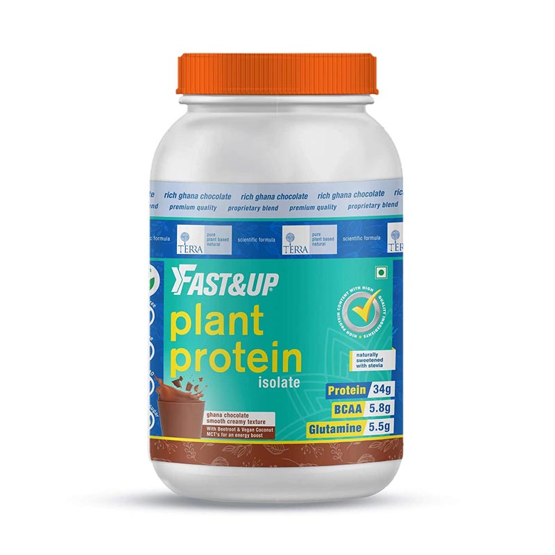 FAST&UP Plant Protein