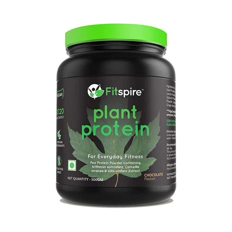 Fitspire 100% Plant Protein Based With Pea