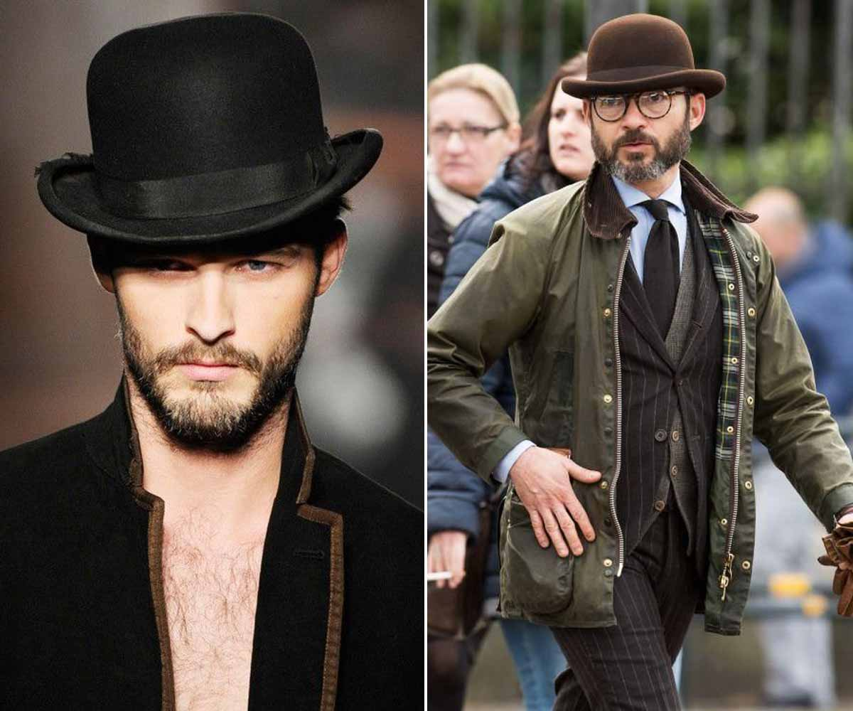 How To Style A Bowler Or Derby Hat