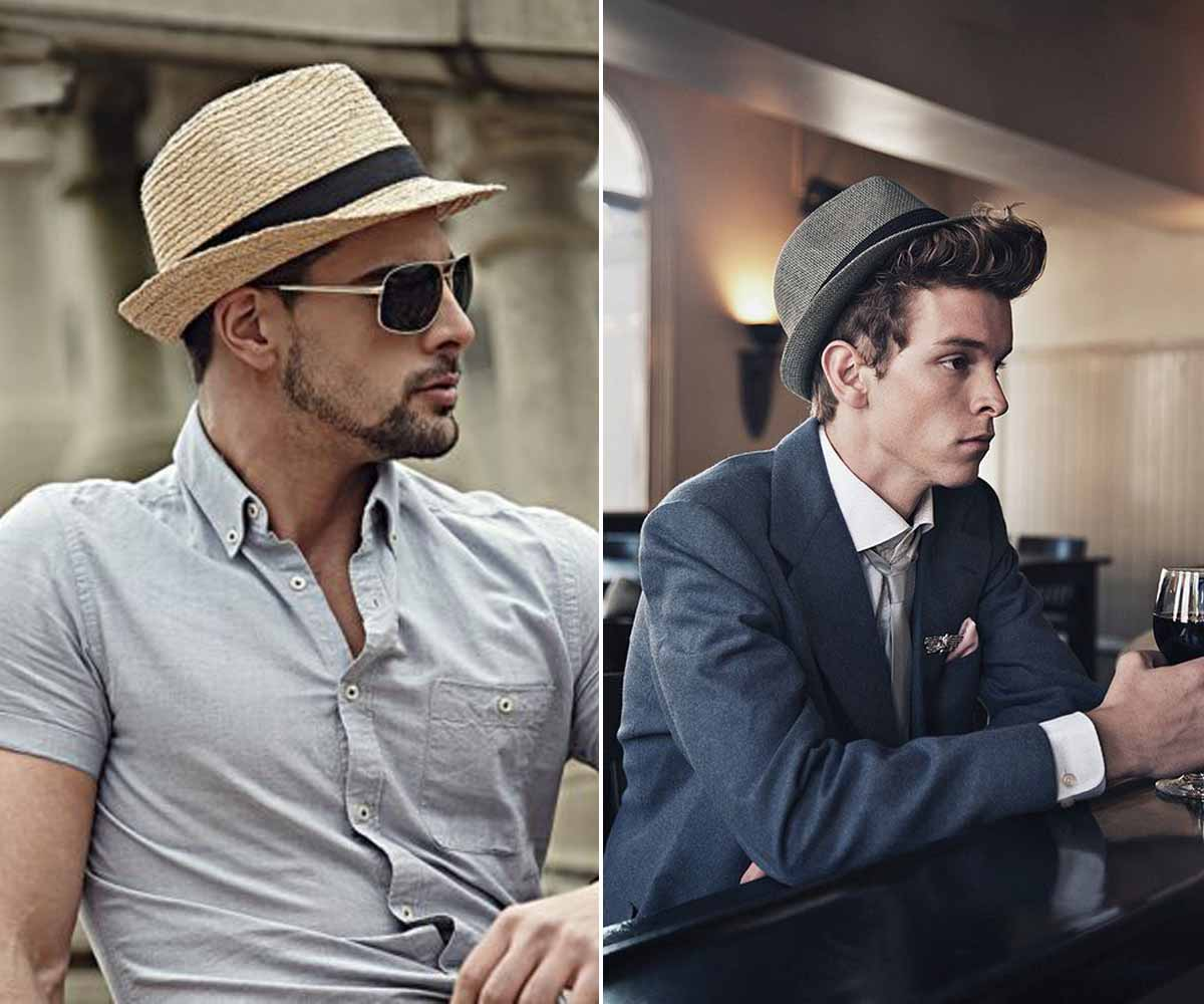 How To Style A Trilby Hat