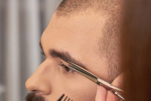 Men's Guide On How To Groom Thick Eyebrows At Home